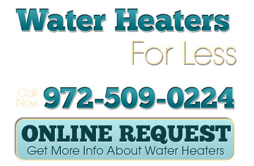 Water Heaters for Less